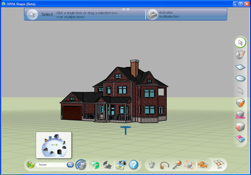 3DVia-modellazione-3D
