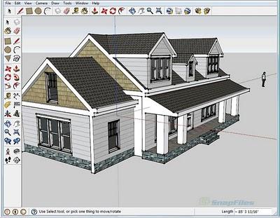 Programmi gratuiti per modellazione 3d e rendering for Programma casa 3d