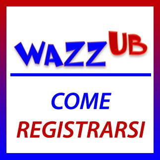 Come iscriversi a Wazzub