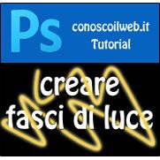 Photoshop Tutorial – fasci di luce