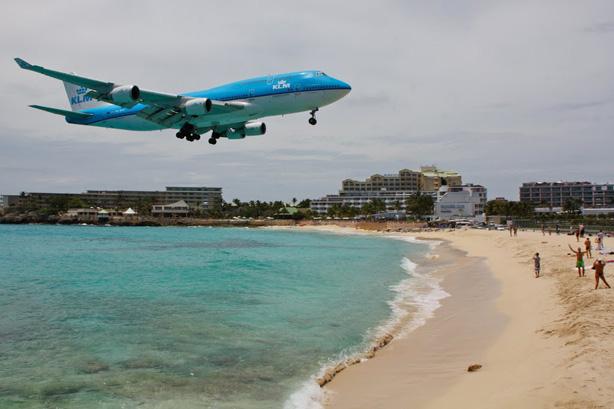 aereoporto-sint-marteen