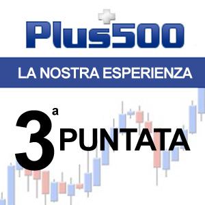 Plus500 La nostra esperienza! – 3° puntata