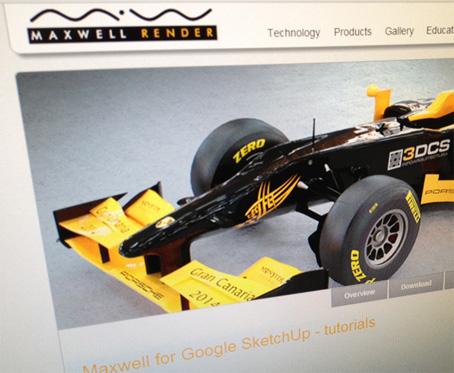Come installare Maxwell Render su Google SketchUp