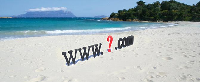 Come scegliere il nome del proprio sito web