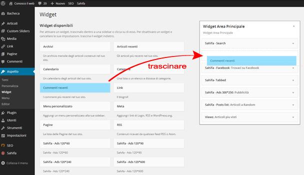 aggiungere-widget-wordpress