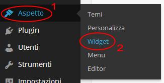 aggiungere-widget