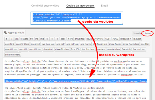 inserire-video-di-youtube-in-wordpress