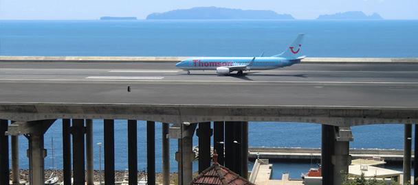 L'incredibile aeroporto di Madeira, sopraelevato!