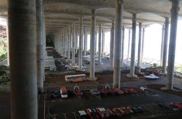 madeira-aeroporto-parcheggio