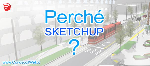 Perchè SketchUp?