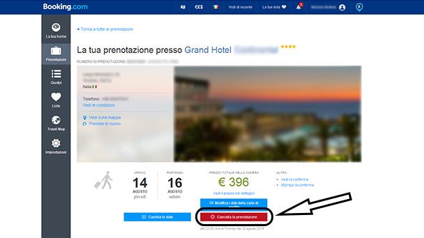 cancellare-la-prenotazione-su-Booking