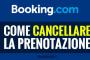 Come cancellare la prenotazione su Booking