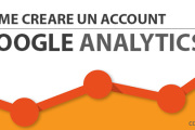 Come creare account Google Analytics