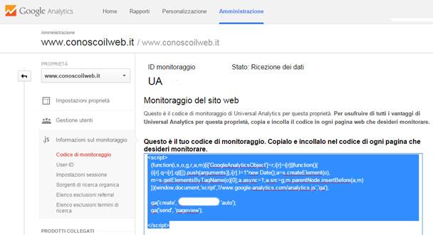 codice-di-monitoraggio-google-analytics